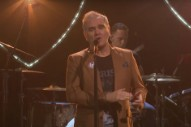 Watch Morrissey Cover The Pretenders On <em>James Corden</em>