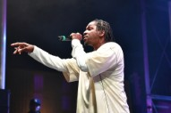 Pusha-T's Toronto Show Breaks Out In In Onstage Brawl, Pusha Accuses Drake Of Paying People To Throw Beer