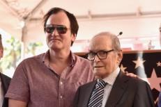 Quentin Tarantino & Ennio Morricone