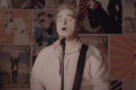 "Morrissey – ""Back On The Chain Gang"" (The Pretenders Cover) Video"