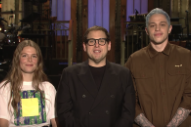 Pete Davidson Proposes To Maggie Rogers In <i>SNL</i> Promo, Ariana Responds