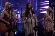 Watch Pistol Annies Perform On <em>Fallon</em>