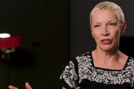 """Annie Lennox Shares Video For """"Requiem For A Private War,"""" Her First New Song In 8 Years"""