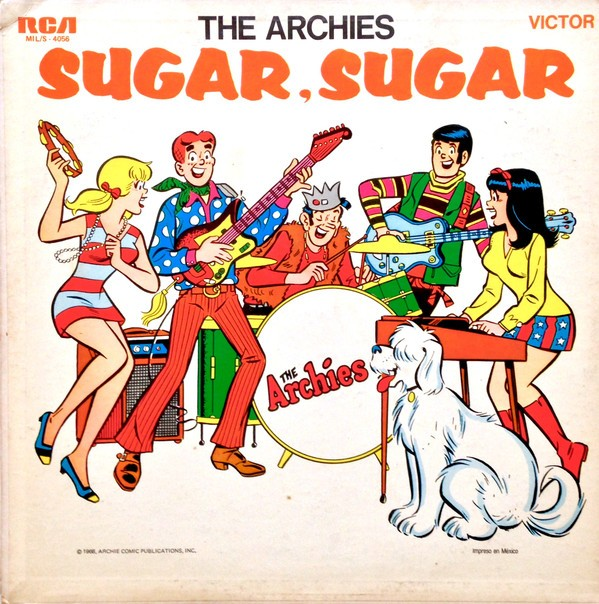 The-Archies-Sugar-Sugar