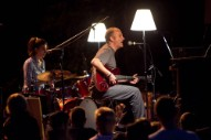 Ian MacKaye Debuted His New Band At A DC Church Last Night