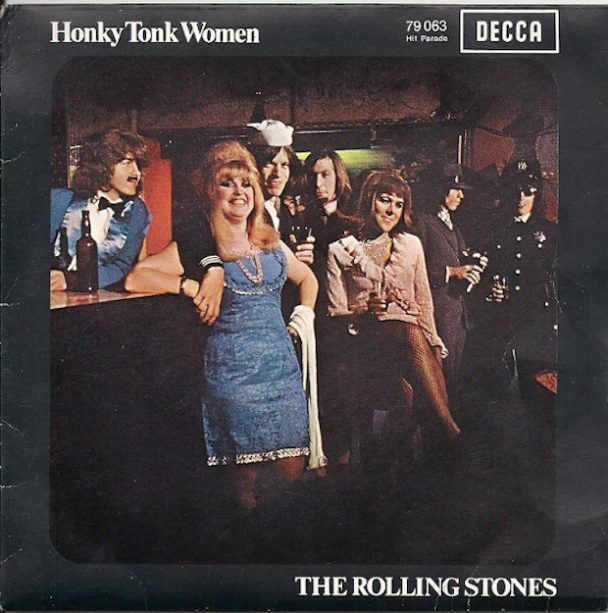 """The Number Ones: The Rolling Stones' """"Honky Tonk Women"""""""