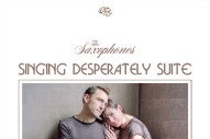 "The Saxophones – ""Singing Desperately"""