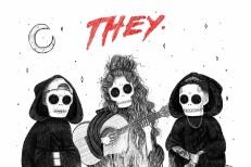 "THEY. - ""Broken"" (Feat. Jessie Reyez)"