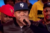 Witness The Surreal Spectacle Of Wu-Tang Clan Performing &#8220;Protect Ya Neck&#8221; On <em>Good Morning America</em>