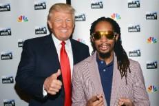 Trump On <i>Celebrity Apprentice</i> Contestant Lil Jon: