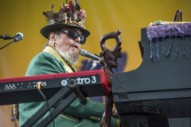 After Celebrating His 78th Birthday Yesterday, Dr. John Is Told His Birthday Is Today And He's Actually 77