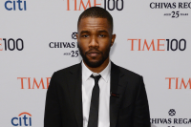 Frank Ocean Giving Away Free Merch To Voters