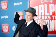 "Watch John C. Reilly Freestyle Over Common & Kanye West's ""Southside"""