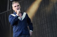 "Morrissey Shares Statement Disputing Fan ""Attack"" In San Diego"