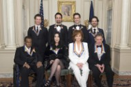 Cher, Phillip Glass, Reba McEntire, Wayne Shorter, &#038; <em>Hamilton</em> Receive Kennedy Center Honors
