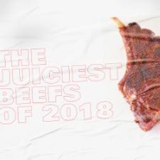The 13 Juiciest Music Beefs Of 2018