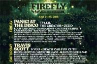 Firefly 2019 Lineup