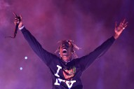 Travis Scott Has The #1 Album And Single In America This Week