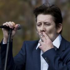 Pogues Singer Addresses