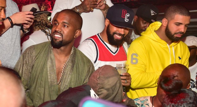 Kanye West Reignites Feud With Drake