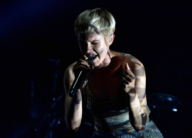Last Christmas Album Cover.Robyn Covers Wham S Last Christmas Watch Stereogum