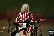 Watch Alvvays Cover Devo In Toronto