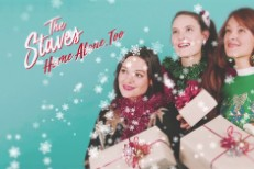 """The Staves - """"Home Alone, Too"""""""