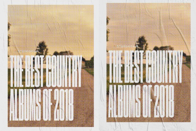 Best Country Albums 2018 - Stereogum