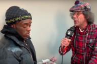 Lil Uzi Vert's Nardwuar Interview Did Not Go Well