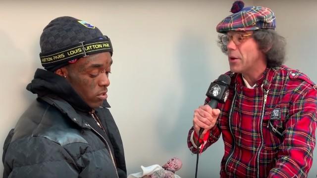 Lil Uzi Vert's Nardwuar Interview Did Not Go Well - Stereogum