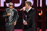 "Judge Issues Final $5M Judgment In ""Blurred Lines"" Trial Against Robin Thicke & Pharrell Williams"