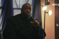 Watch The Trailer For Killer Mike&#8217;s New Netflix Show <em>Trigger Warning</em>