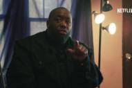 Watch The Trailer For Killer Mike&#8217;s New Netflix Show <em>Trigger Warning</em>