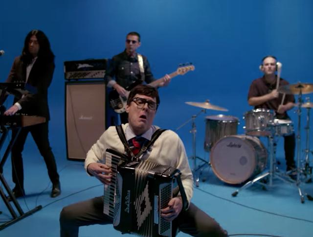 """Weezer's """"Africa"""" Video"""