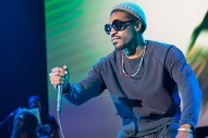 James Blake Teases New Andre 3000 Collab During DJ Set In Brooklyn