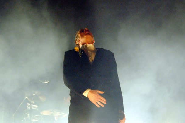 Bauhaus' Peter Murphy Removed From Own Show After Reportedly Throwing Bottle Into The Audience