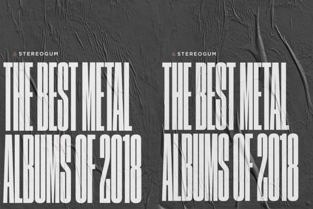 Best Metal Albums 2018