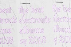 The 10 Best Electronic Albums Of 2018