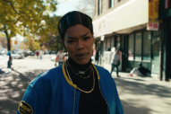 "Teyana Taylor – ""Gonna Love Me (Remix)"" (Feat. Ghostface Killah, Method Man, Raekwon) Video"