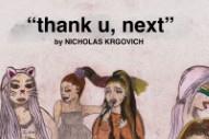 "Nicholas Krgovich – ""thank u, next"" (Ariana Grande Cover)"