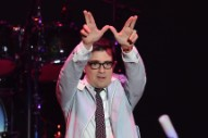 Rivers Cuomo Is &#8220;Totally Honored&#8221; By the <em>SNL</em> Weezer Sketch He Still Hasn't Seen