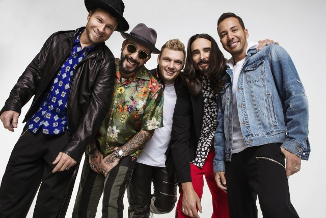 Backstreet Boys' 'DNA' Will Be Their First #1 Album In 18