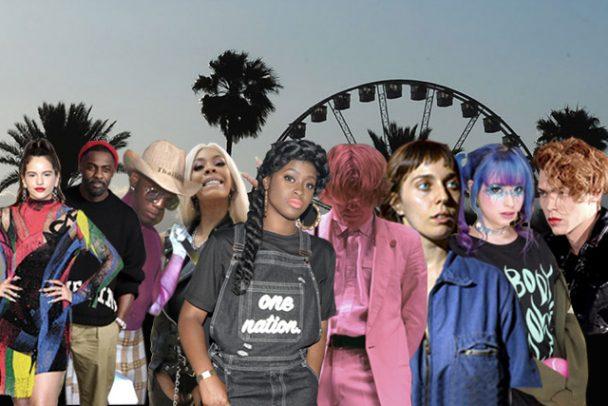 Coachella 2019 Analyzing The Poster Stereogum