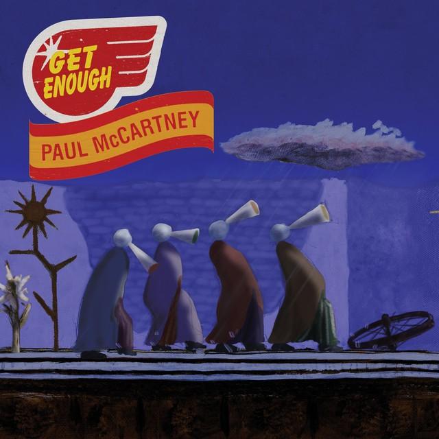 Resultado de imagen de paul mccartney get enough