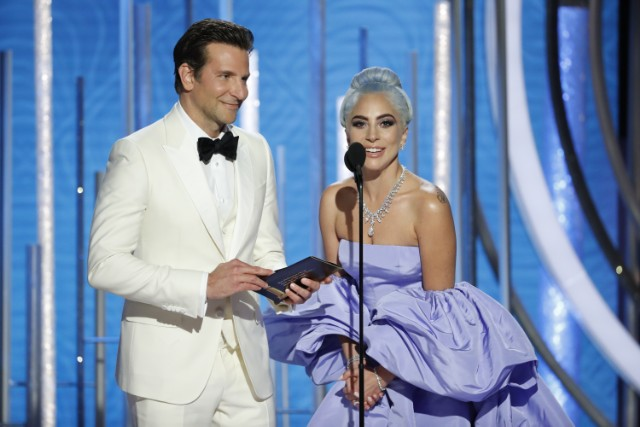 Golden Globe For Best Original Song Goes To