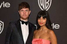 James Blake & Jameela Jamil