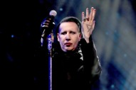 Watch Marilyn Manson And Dennis Quaid Join Kris Kristofferson Onstage