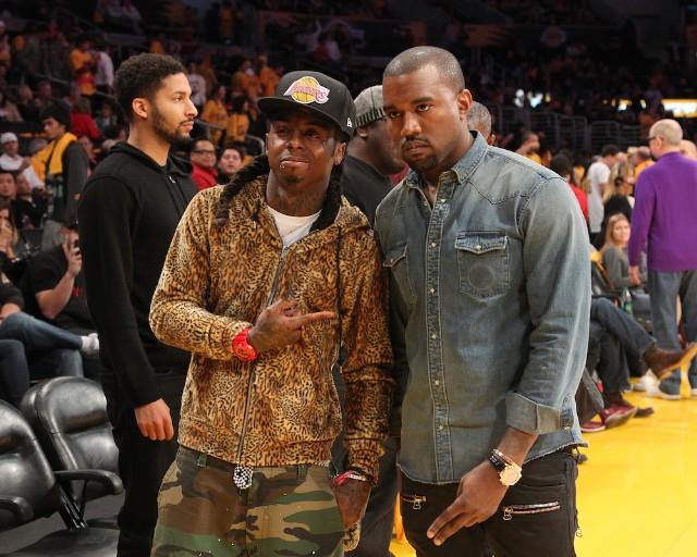 Kanye-West-and-Lil Wayne