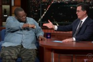 Watch Killer Mike Talk <em>Trigger Warning</em>, Starting His Own Religion, &#038; Why Atlanta Is Wakanda On <em>Colbert</em>