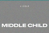 "J. Cole – ""Middle Child"""